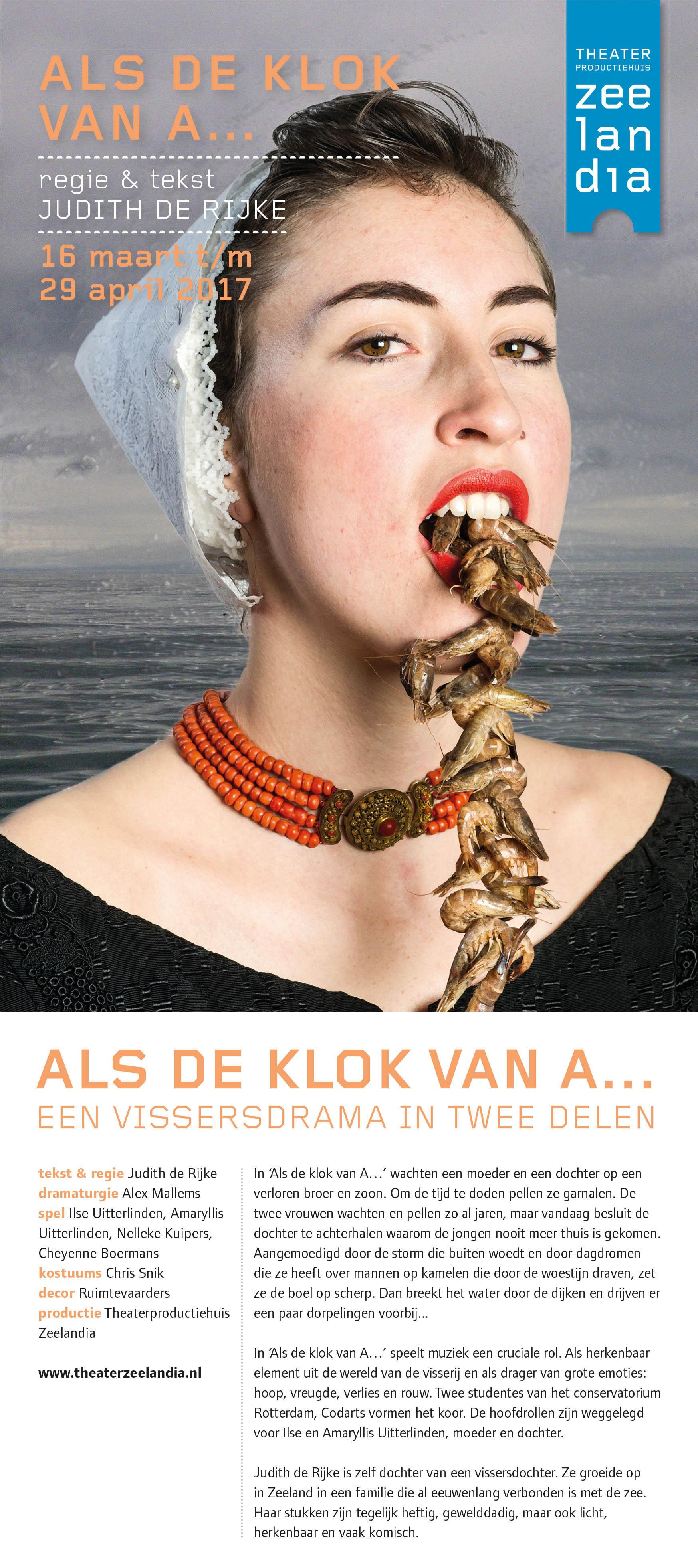 Klok Van A flyer
